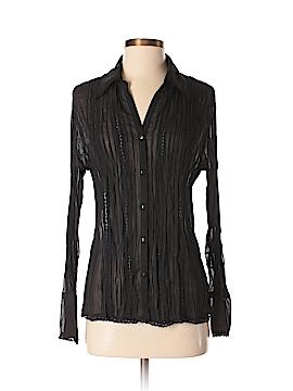 Clothing Co. Long Sleeve Blouse Size M