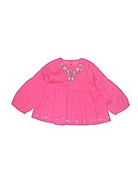 Catimini Long Sleeve Blouse Size 4