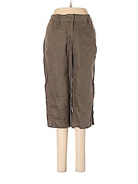 Emanuel by Emanuel Ungaro Linen Pants Size 8