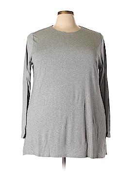 J.jill Long Sleeve T-Shirt Size 3X (Plus)