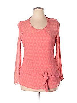 Sundance Long Sleeve Blouse Size XL