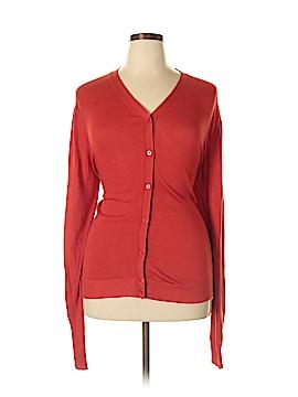 Karen Kane Silk Cardigan Size L