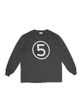 Delta Long Sleeve T-Shirt Size X-Small  (Kids)