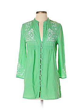 Prevett Long Sleeve Button-Down Shirt Size S