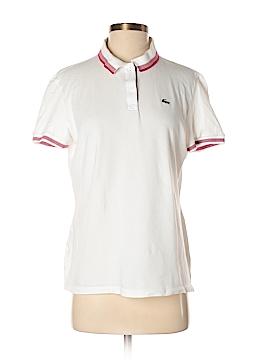 Lacoste Short Sleeve Polo Size 44