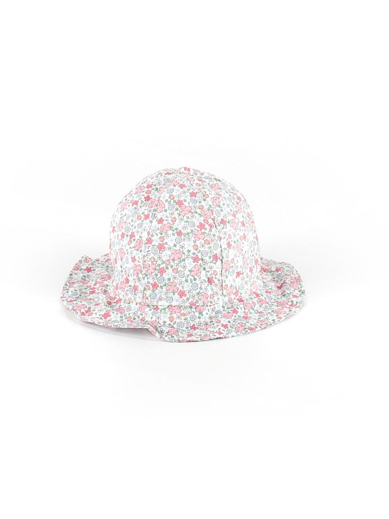 b46feec343a56 Carter s 100% Cotton Floral Light Pink Bucket Hat Newborn - 35% off ...