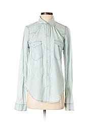 NSF Long Sleeve Button-down Shirt