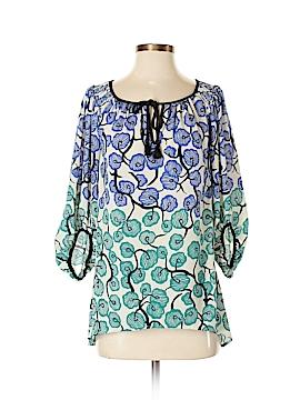 Vanessa Virginia 3/4 Sleeve Top Size 0