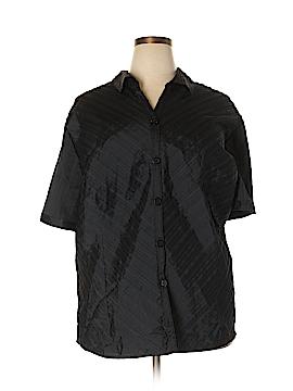 Maggie Barnes Short Sleeve Blouse Size 20 (4) (Plus)