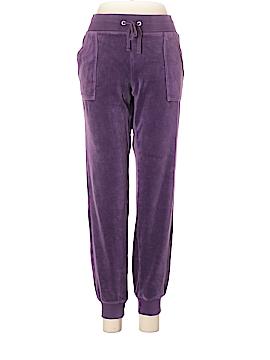 New York & Company Velour Pants Size M