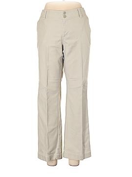 Eddie Bauer Khakis Size 12 (Petite)