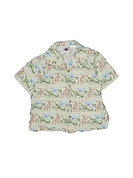 Goodlad Short Sleeve Button-Down Shirt Size 3T