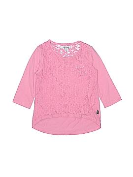 DKNY 3/4 Sleeve Top Size 6