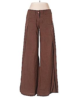 Tracy Evans Linen Pants Size 7
