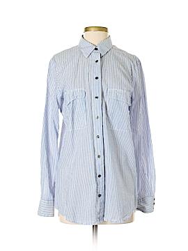 BCBGeneration Long Sleeve Button-Down Shirt Size M