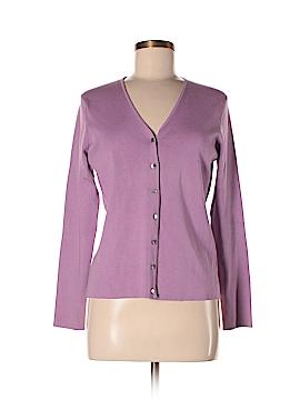 Charter Club Silk Cardigan Size M