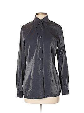 Stefanel Long Sleeve Blouse Size S