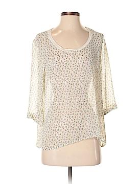 Robin K. 3/4 Sleeve Blouse Size M