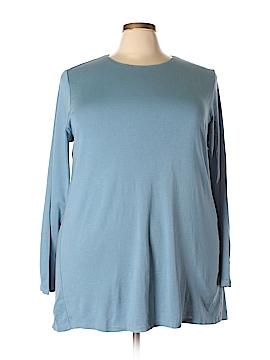 J.jill Long Sleeve T-Shirt Size 1X (Plus)