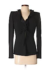 Armani Collezioni Women Silk Blazer Size 2