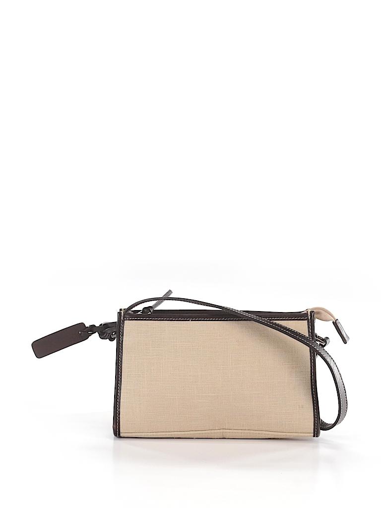 Lauren by Ralph Lauren Solid Beige Shoulder Bag One Size - 94% off ... 77193e83bd7b2