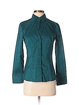 BOSS by HUGO BOSS Long Sleeve Blouse Size 4