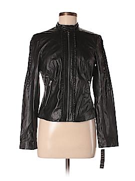 2b Rych Leather Jacket Size M
