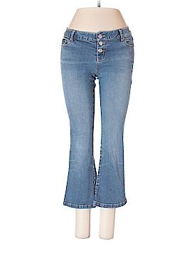 Blue Asphalt Jeans Size 00