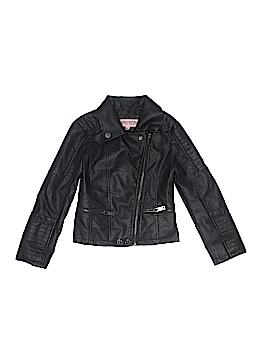 Urban Republic Faux Leather Jacket Size 5 - 6