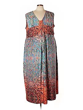 Denim 24/7 Casual Dress Size 4X (Plus)