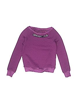 Jessica Simpson Sweatshirt Size S (Kids)