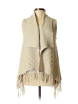 August Silk Cardigan Size XS