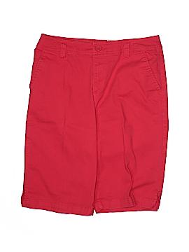 White Stag Khaki Shorts Size 6