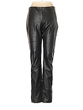 M Missoni Faux Leather Pants Size 44 (EU)