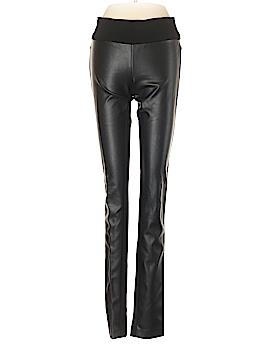 Club Monaco Faux Leather Pants Size 00