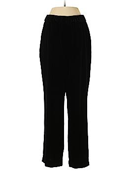 Andrea Jovine Velour Pants Size M