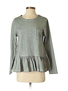 DG^2 by Diane Gilman Long Sleeve Top Size XS