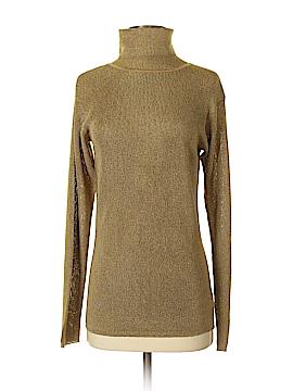 Linda Allard Ellen Tracy Turtleneck Sweater Size S