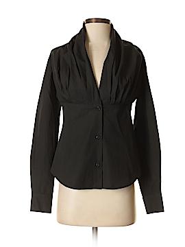 Prairie New York Long Sleeve Button-Down Shirt Size S