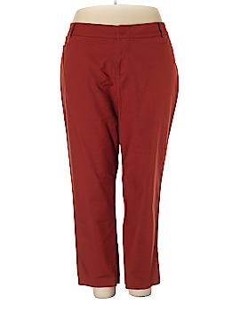 Eloquii Khakis Size 24 (Plus)