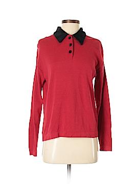 Lizsport Long Sleeve Polo Size S