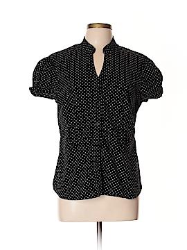 Harve Benard Short Sleeve Button-Down Shirt Size XL