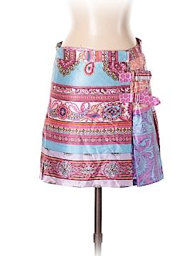 Alice & Trixie Silk Skirt Size 2