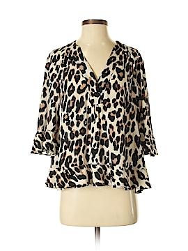 Nanette Lepore 3/4 Sleeve Blouse Size XS