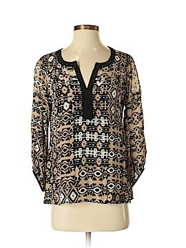 Nanette Lepore 3/4 Sleeve Blouse Size 2