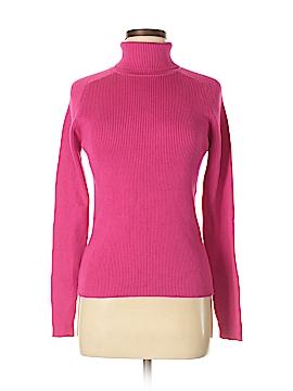 Rafaella Turtleneck Sweater Size S