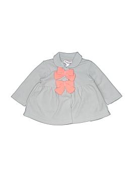 Little Lass Fleece Jacket Size 12 mo