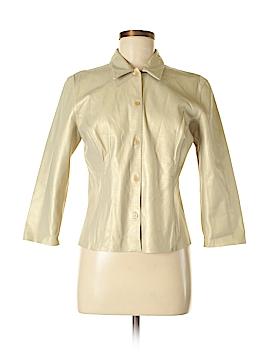 Express Leather Jacket Size 7 - 8