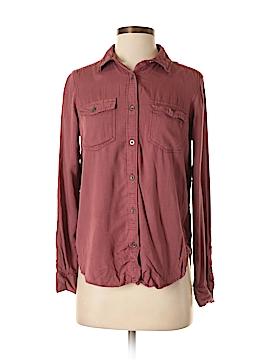 Mudd Long Sleeve Blouse Size S