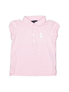 Ralph Lauren Short Sleeve Polo Size 3T - 3